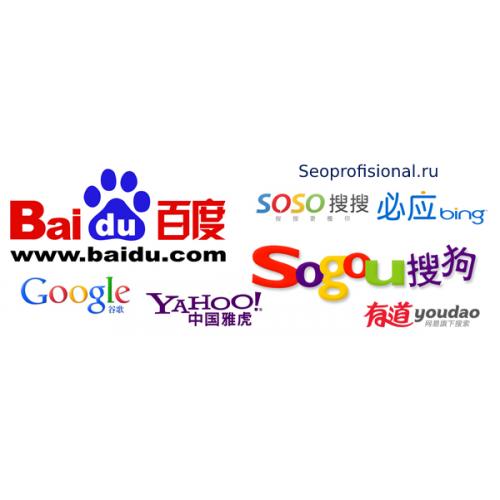 База китайских доменов 2021